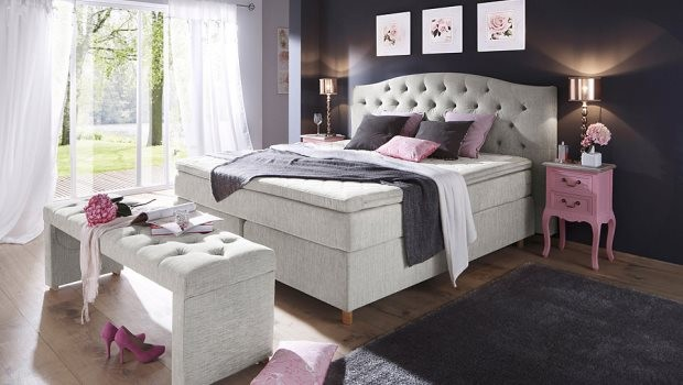 boxspringbett was ist das quelle blog. Black Bedroom Furniture Sets. Home Design Ideas